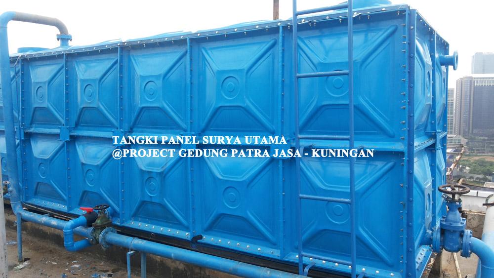 tangki panel air