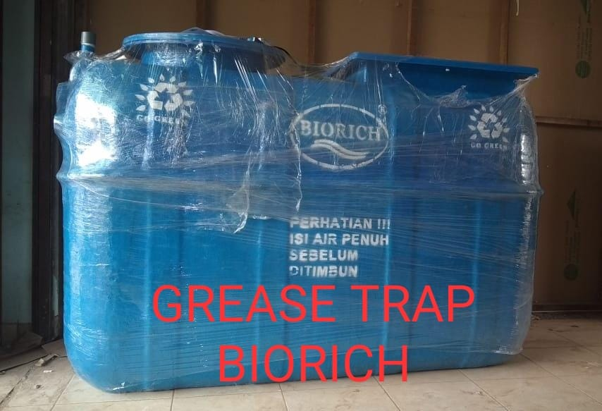 grease trap 2000 liter