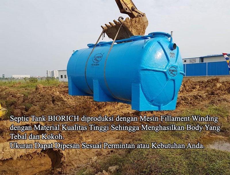 septic tank biotech rcx