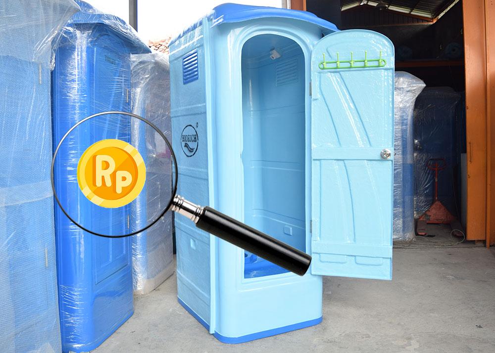 harga toilet portable